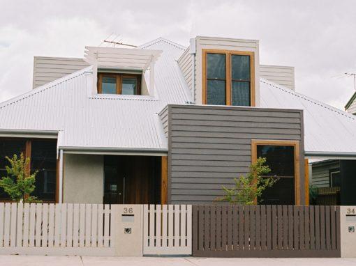 New house at Thomas Street